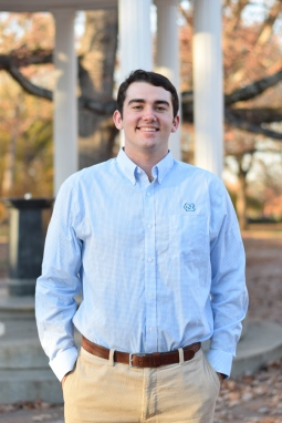 Everette Lassiter, Assistant Financial Chair