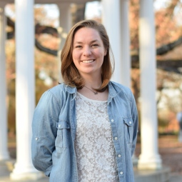 Sarah Renfro, President of UNC Habitat for Humanity